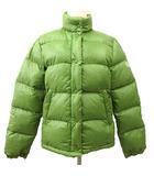 モンクレール MONCLER ダウンジャケット ブルゾン 45394 68950 ダブルジップ 0 黄緑 ライトグリーン IBO14 R082722