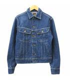 リー LEE 80-90s 101J デニムジャケット ブルゾン ジージャン 36R 青 ブルー USA製 R090720