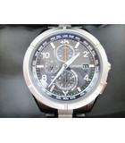 シチズン CITIZEN 腕時計 アテッサ 30周年記念 ATTESA エコドライブ 電波ソーラー H800-T023576 D7606