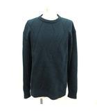 ラッピンノット WRAPINKNOT ニット セーター ケーブル編み 長袖 3 緑 グリーン /TK