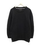ナンバーナイン NUMBER (N)INE DENIM セーター ニット 長袖 M 黒 ブラック /YM ●D