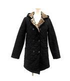 トラディショナルウェザーウェア Traditional Weatherwear キルティングコート 中綿 34 黒 ブラック /TK ●D