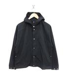 ヤエカ YAECA マウンテンパーカー フード 60/40 Cloth Hood Shirt S 紺 ネイビー 164055 /MF30