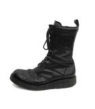 コールブラック Coal Black ブーツ ショート レースアップ レザー 黒 ブラック /KH