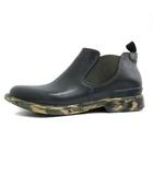 リーガル REGAL L レインブーツ 長靴 サイドゴア 緑 グリーン /EK