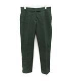 ジョセフ JOSEPH 36 18AW パンツ スラックス 緑 グリーン /EK