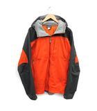 パタゴニア Patagonia ライトスモークジャケット マウンテンパーカー ジップアップ M オレンジ グレー /KH