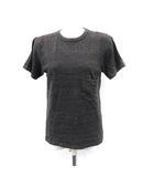 フィルメランジェ FilMelange カットソー Tシャツ 半袖 2 チャコールグレー /YO5