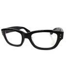 ラウンジリザード LOUNGE LIZARD STEADY サングラス メガネ 黒 ブラック /MF34