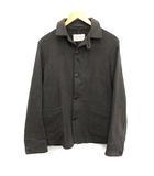 フィグベル PHIGVEL シャツジャケット ウール混 1 グレー /KH