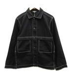 アーペーセー A.P.C. S デニムジャケット ジージャン 黒 ブラック /EK