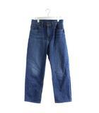 リーバイス Levi's 19AW パンツ デニム ジーンズ ロング ダッドジーンズ DAD JEANS W25 紺 ネイビー 79770-0000 /SR