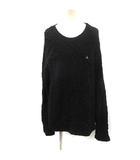 ヴィヴィアンウエストウッドマン Vivienne Westwood MAN カットソー Tシャツ ロンT オーブ 長袖 48 黒 ブラック 299050-5503 /YO21