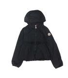 ジャケット GLYCINE フード リボン 8Y 紺 ネイビー /MF39
