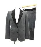 スーツ セットアップ 上下 ジャケット パンツ 40 L グレー /KH
