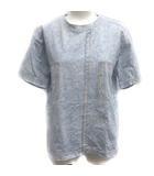 PS S Tシャツ カットソー 半袖 青 ブルー /EK ●D