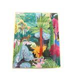 エルメス HERMES プレート 皿 陶器 ジャングルラブ Jungle Love マルチカラー /KH ■OH
