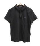 モンクレール MONCLER 20SS M MAGLIA POLO MANICA CORTA ポロシャツ 半袖 黒 ブラック /EK