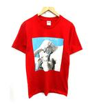 14AW Tシャツ カットソー A Love Supreme Tee プリント 半袖 M 赤 レッド /YM