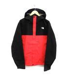 ザノースフェイス THE NORTH FACE ジャケット マウンテンパーカー ドリズル FL Drizzle JKT FUTURELIGHT XL 黒 赤 ブラック レッド NP12014 /KH