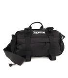 シュプリーム SUPREME 19AW Waist Bag Box Logo ウエストバッグ ボディバッグ ボックスロゴ コーデュラ ナイロン 黒 ブラック /PJ