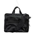 トゥミ TUMI ビジネスバッグ ブリーフケース ショルダー ハンド 2WAY Alpha 2 Expandable Organizer Laptop Brief 黒 2621D3 /KH