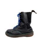 ドクターマーチン DR.MARTENS ブーツ 10ホール 英国製 レザー 黒 /☆Q27 ●D