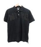 コムデギャルソンオムドゥ COMME des GARCONS HOMME DEUX ナイキ AD2012 ポロシャツ 半袖 M 黒 /☆G