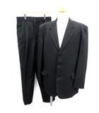 コムデギャルソンオム COMME des GARCONS HOMME AD1993 セットアップ 上下 スーツ ジャケット パンツ L 黒 /EK