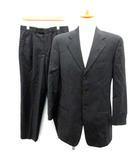 アルマーニ コレツィオーニ ARMANI COLLEZIONI セットアップ 上下 スーツ ジャケット パンツ チャコールグレー /EK