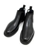 リーガル REGAL 長靴 レインシューズ ブーツ サイドゴア 黒 ブラック 57GR /TK