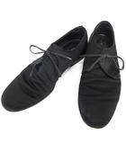ドルチェ&ガッバーナ ドルガバ DOLCE&GABBANA シューズ サテン 靴 9 黒   /☆G