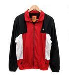 ティンバーランド Timberland ジャケット ジップアップ 赤 黒 白 M /☆Q22
