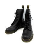 ドクターマーチン DR.MARTENS ブーツ 10ホール レザー UK10 黒 ブラック 1490 /EK