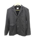 エンジニアードガーメンツ Engineered Garments テーラード ジャケット ウール 1 グレー /YM