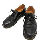 ドクターマーチン DR.MARTENS シューズ 3ホール レザー UK9 黒 ブラック /EK ●D