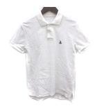 ソフネット SOPHNET. ポロシャツ 半袖 S 白 ホワイト /EK