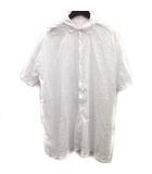 ケイシー ケイシー CASEY CASEY シャツ 半袖 XL 白 ホワイト /EK