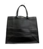 クリスチャンディオール Christian Dior 18SS ブックトートバッグ 黒 ブラック /TK
