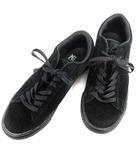ブラックコムデギャルソン BLACK COMME des GARCONS ナイキ NIKE ブレザー CDG スエード ローカット スニーカー 25.0 黒  /☆G