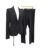 セオリーリュクス theory luxe スーツ セットアップ 上下 ジャケット パンツ 38 42 紺 ネイビー /KH