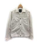 クロ KURO ジャケット カバーオール M 白 ホワイト /YM