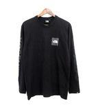 ザノースフェイス THE NORTH FACE ロンT 長袖 Tシャツ YOSEMITE TEE XL 黒 NT81839  /☆G