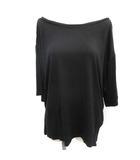 ドゥーズィエムクラス DEUXIEME CLASSE EVERYDAY I LIKE. 19SS Tシャツ カットソー 五分袖 黒 ブラック /EK