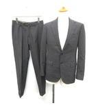ユナイテッドアローズ UNITED ARROWS スーツ セットアップ 上下 シングル ジャケット パンツ 44 グレー /YM