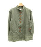 ビズビム VISVIM LUGLI JKT ジャケット 長袖 ジングル 2 カーキ 緑 /NT24