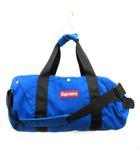 シュプリーム SUPREME サンブレラ Sunbrella ボストンバッグ ショルダー キャンバス 青 ブルー 黒 ブラック /TK