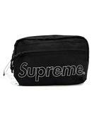 シュプリーム SUPREME 18AW ボディバッグ ショルダー Shoulder bag ナイロン 黒 ブラック /YM