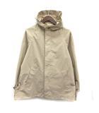 トラディショナルウェザーウェア Traditional Weatherwear スプリングコート フード 比翼ボタン 34 ベージュ /MF41