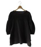 キャピタル kapital Tシャツ カットソー 七分袖 1 茶色 ブラウン /SR21